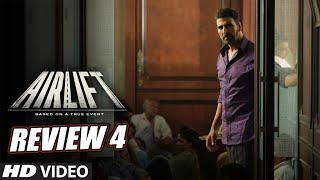 Airlift Review Promo 4 l Akshay Kumar l Nimrat Kaur l In Cinemas Now