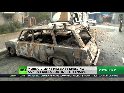 UN: Human rights violations rampant in Eastern Ukraine