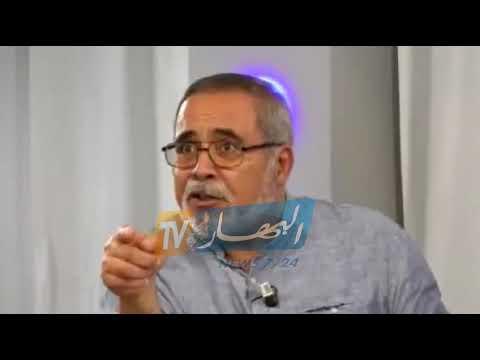 """ضابط جزائري سابق""""المخزن المغربي واسرائيل يرمون المخدرات في الشواطئ الجزائرية"""""""