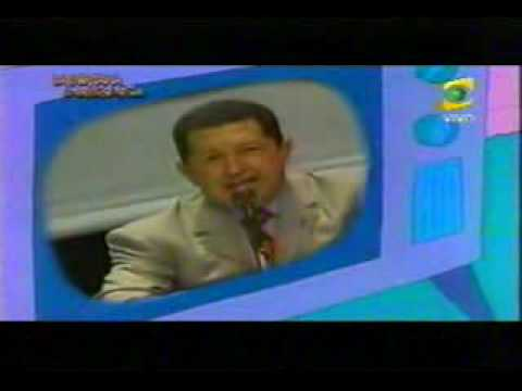 Simpsons Contra Hugo Chaveta Chavez 2010