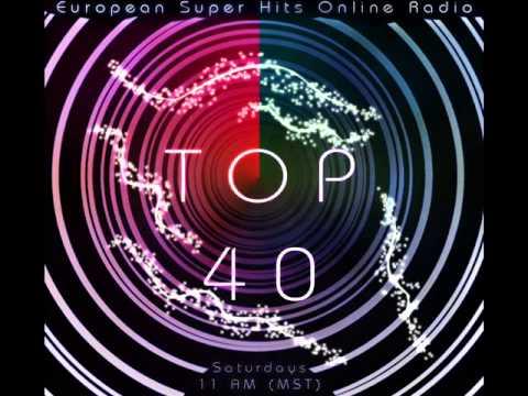 European Super Hits Online Radio Top 40 (01/26/2013)