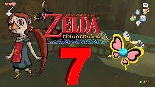 Let's Play THE LEGEND OF ZELDA: THE WIND WAKER Part 7: Der erste Dungeon!