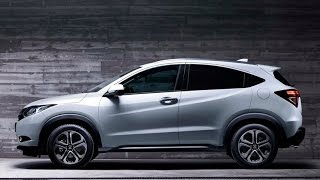 2016 Honda HR-V EU-Version