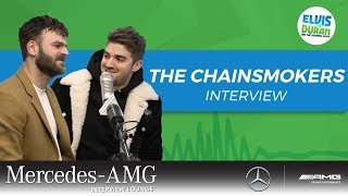 The Chainsmokers On 34 Who Do You Love 34 With 5 Seconds Of Summer Elvis Duran Show