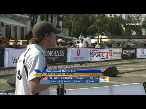 2009 World Cup -Stage 1- ind. Match#4 Video