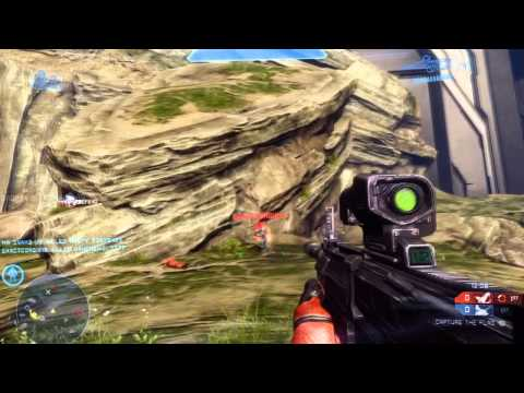 Phurion Presents :: FIGHTERS :: A Halo 4 Montage