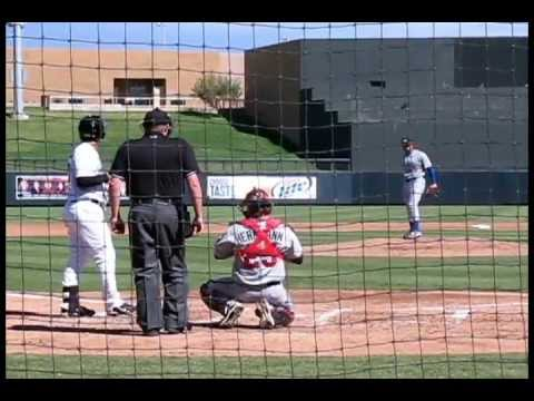 Nolan Arenado Arizona Fall League