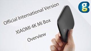 xiaomi box International version with google play store