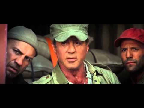 The Expendables 3 Theme Song (eminem Vs Billy Squier) video