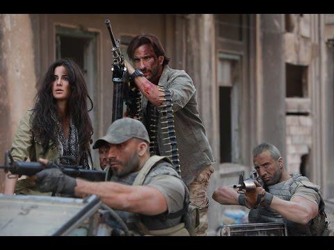 Phantom 2015 Film First Look Katrina Kaif | Saif Ali Khan| Poster | Video