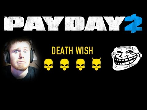 3 Idiots Play:  Payday 2 | Deathwish Difficulty Attempt (fail!) video