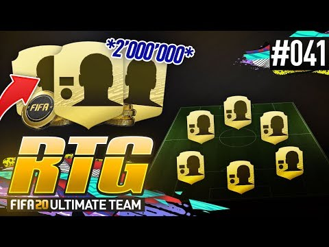 NEW 2 MILLION COIN SQUAD! - #FIFA20 Road to Glory! #41 Ultimate Team