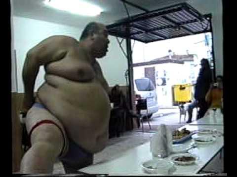 el striptis de el gordo