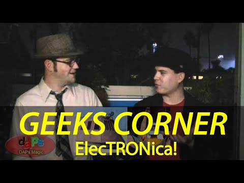 Episode 2 - DAPs Magic's Geeks Corner - October 11, 2010