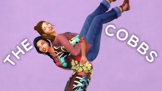 My New Sister - The Sims 4 Cobbs Family (part 8)