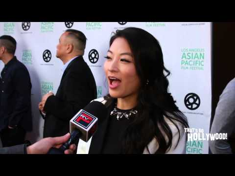 Arden Cho talks Wong Fu LAAPFF MTV Shows and Summer Fashion