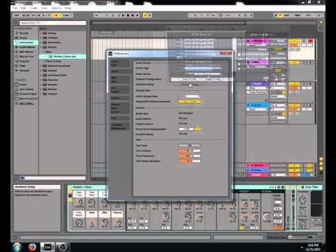Getting microphone to work with Asio4All and Realtek HD Audio Manager. Ableton Live 9 5 Part II