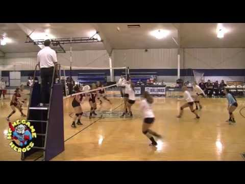 Women's Volleyball vs. Triton College - Home Game Heroes