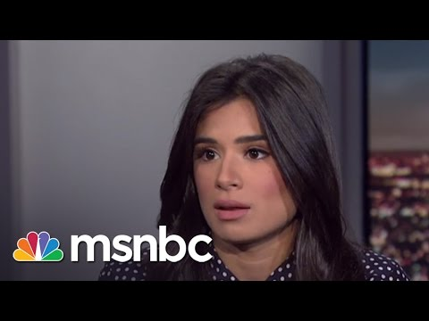 Diane Guerrero's Immigration Story | All In | MSNBC