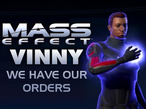 Mass Effect 1: Vinny the Vanguard's Campaign EP6 - We Have Our Orders