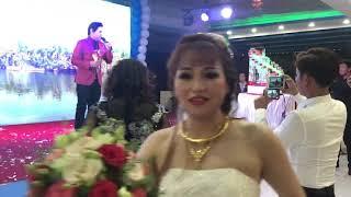 Cvvc Bùi Trung Đẳng hát giúp vui đám cưới Hồ Minh Đương với bài tân cổ Tơ hồng