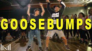 GOOSEBUMPS - Travis Scott Dance | Matt Steffanina ft Kenneth