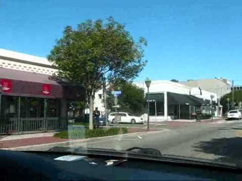 Travel Virginia: Collier Avenue in Norfolk - nice shopping area