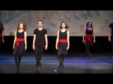 джига танец видеоуроки