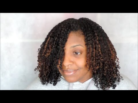 How To Do A Texturizer On Natural Hair