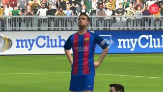 Pes Mobile 2017