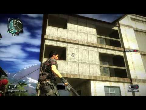 Just Cause 2 - Piñata Party Achievement Guide