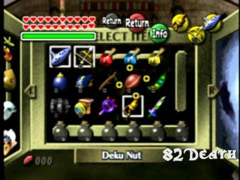 The legend of Zelda 3d All 100% NGC