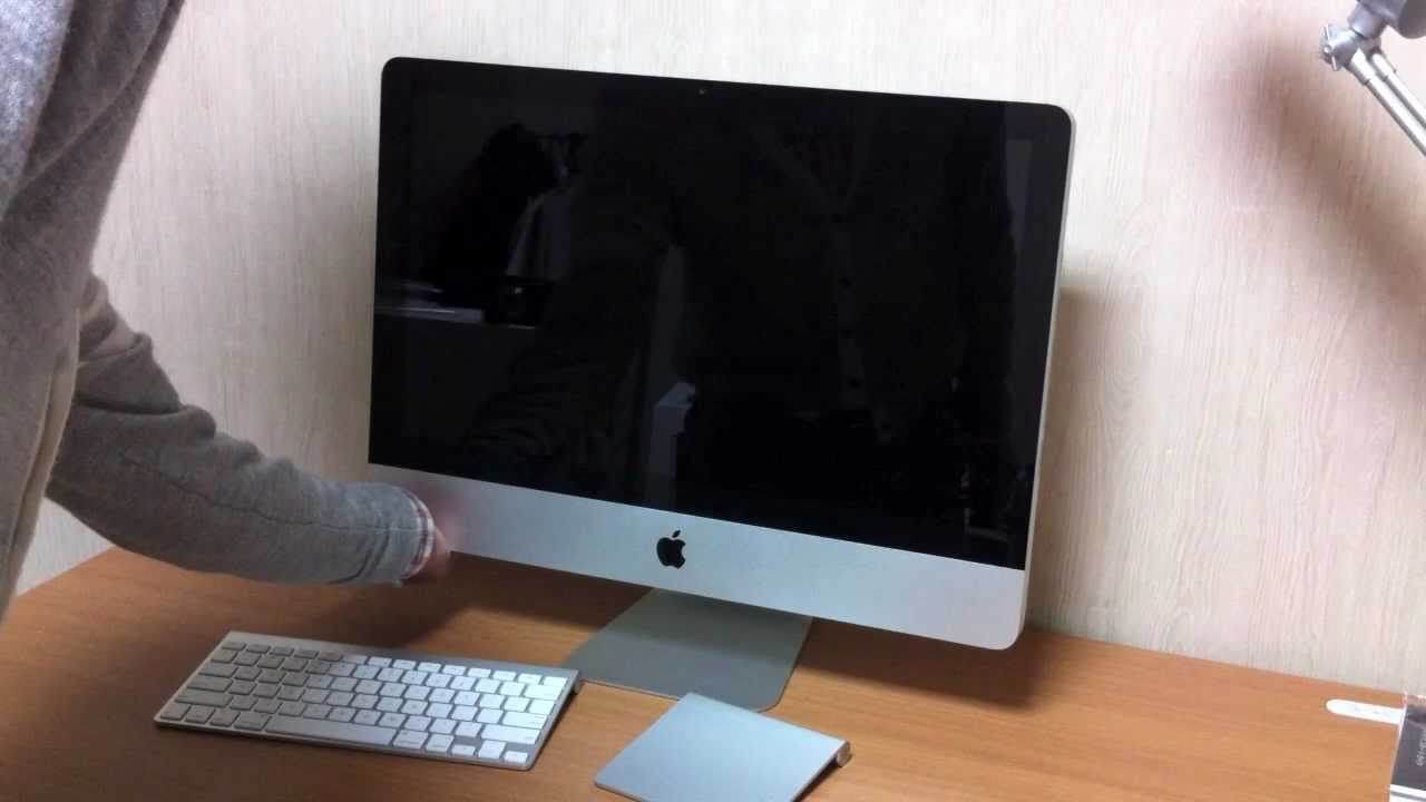 new imac mid 2011 unboxing youtube. Black Bedroom Furniture Sets. Home Design Ideas