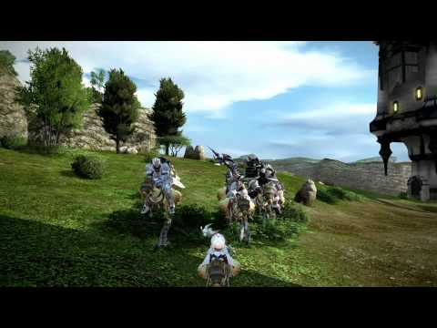 Final Fantasy XIV: A Realm Reborn TGS 2012 Trailer