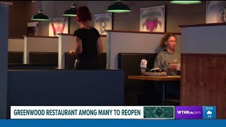 South side restaurants reopen