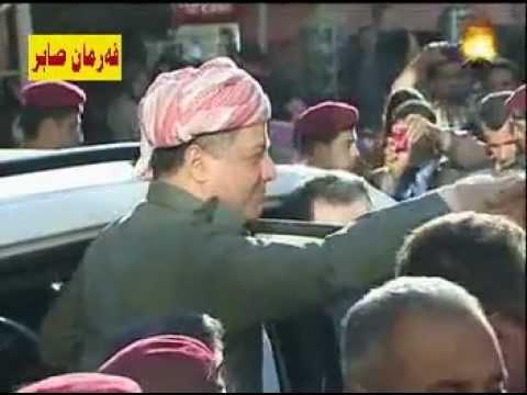 Masoud Barzani Newroz 2013