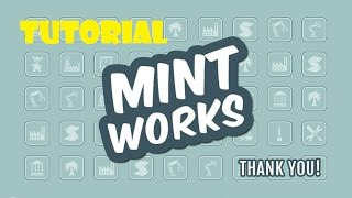 Tabletop - Mint Works Tutorial
