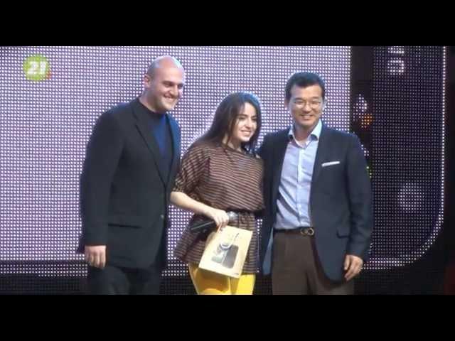Samsung Galaxy S 4 Yerevan presentation