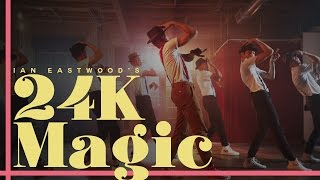 24K Magic - [Bruno Mars] : Ian Eastwood & The Young Lions