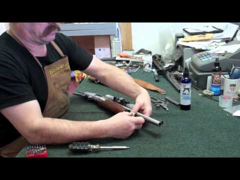 Gunsmithing Disassembly: Marlin 1895