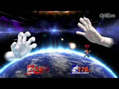 Super Smash Bros for Wii U Classic Mode Play Through