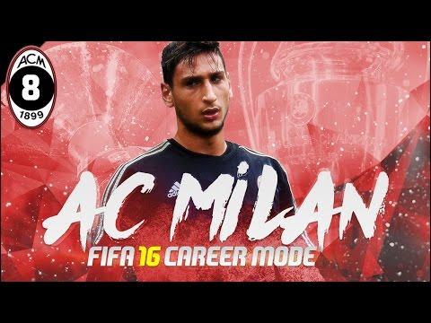 FIFA 16 | AC Milan Career Mode S2 Ep8 - DESTINATION DORTMUND!!
