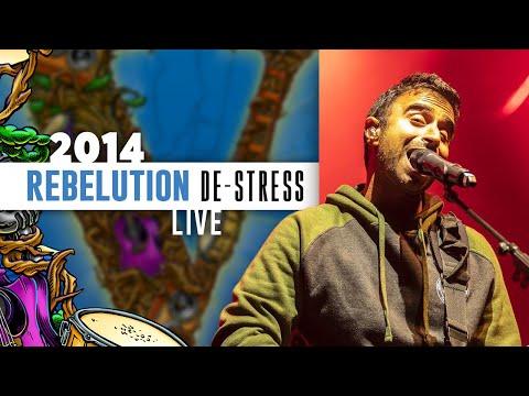 Rebelution - De-Stress - (Live) - California Roots 2014