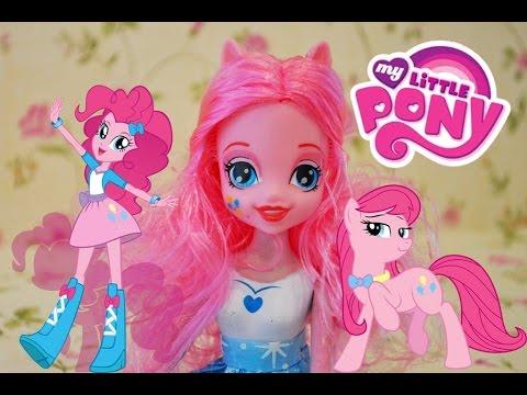 ✿Кукла Май Литл Пони Девушки Эквестрии Пинки Пай /MLP Pinkie Pie Doll