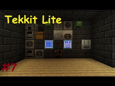 Coon's Tekkit Lite Server: ep.7 Elektriske Mirakler [Dansk]