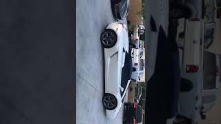 Lamborghini gallardo start up