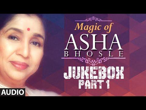 Magic of Asha Bhosle Superhit Bollywood Songs | Non-Stop Hits...