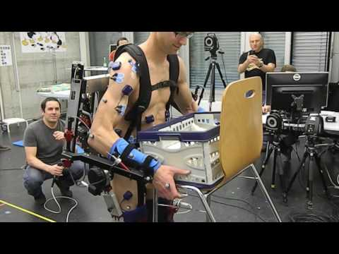 Exoskeleton: beyond the limits of human strength