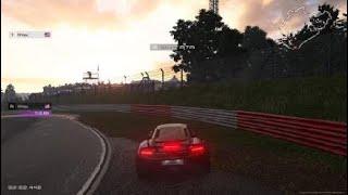 Gran Turismo®SPORT Nurburburgring McLaren 650S