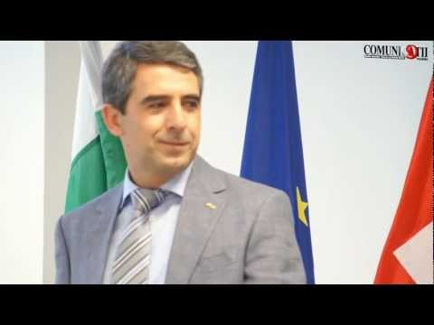 R&M opens a fiber optic plant in Bulgaria - Rosen Plevneliev, President of Bulgaria